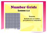 EDM4 (Everyday Math 4) Grade 3 Lesson 1.1 Smart Notebook P