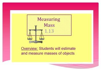 EDM4 (Everyday Math 4) Grade 3 Lesson 1.13 Smart Notebook