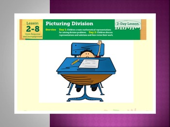 EDM4 (Everyday Math 4) Grade 3 Lesson 2.8 Smart Notebook Presentation