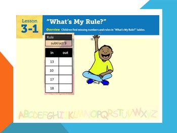EDM4 (Everyday Math 4) Grade 3 Lesson 3.1 Smart Notebook P
