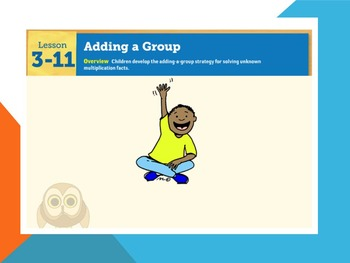 EDM4 (Everyday Math 4) Grade 3 Lesson 3.11 Smart Notebook
