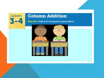 EDM4 (Everyday Math 4) Grade 3 Lesson 3.4 Smart Notebook Presentation