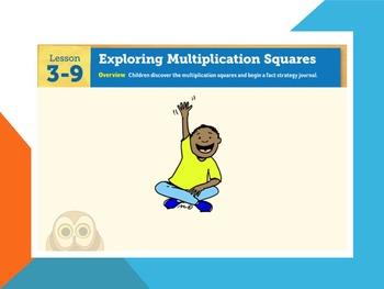 EDM4 (Everyday Math 4) Grade 3 Lesson 3.9 Smart Notebook Presentation