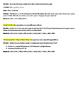 EDM4 (Everyday Math 4) Grade 3 Unit 9 Lesson Plans