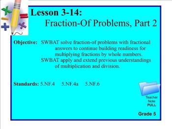EDM4 Grade 5 SMART Unit 3
