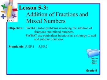 EDM4 Grade 5 SMART Unit 5