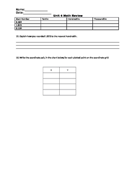 EDM4 Unit 4 Review Study Guide