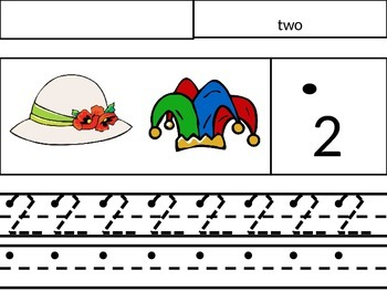Number Writing 0-9