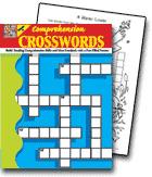 Comprehension Crosswords Grade 3