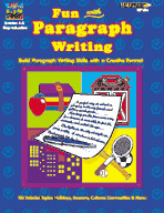 Fun with Paragraph Writing
