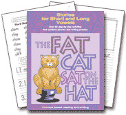 Stories for Short & Long Vowels