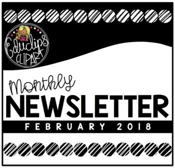 {FREE} EDUCLIPS NEWSLETTER - February 2018