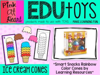 EDUToys: Ice Cream Cones