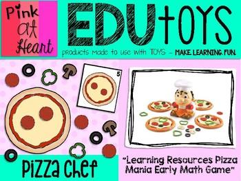 EDUToys: Pizza Chef