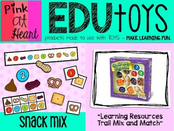 EDUToys: Snack Mix