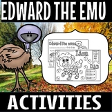 EDWARD THE EMU printables(50% 0ff for 48 hours)