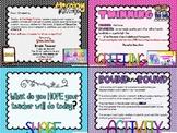 EDITABLE PAPERLESS August Community Building Morning Meetings
