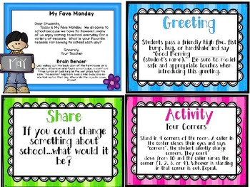 EDiTABLE September Community Building Morning Messages & Journal Prompts
