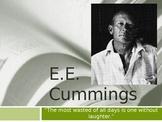 E.E. Cummings Biographical Power Point