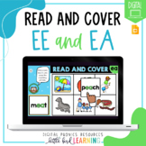 EE and EA  - Digital Read and Cover | Distance Learning |