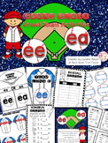 EE and EA Vowel Team Activities & Interactive Notebook Pack