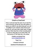 EE/EA Create a Creature
