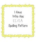 EE/EA I Have Who Has