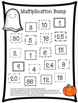 EEK!  Celebrating October with Language Arts and Math Activities!