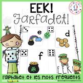 EEK - Farfadet! Travailler les noms des lettres & les mots fréquents