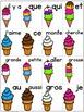 EEK - Il fait chaud! Pratiquer les noms des lettres & les mots fréquents