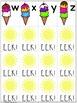EEK - Il fait chaud! Pratiquer les noms des lettres & les
