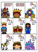 EEK! Jeu de Mathématiques - Dragon (FRENCH Kings & Queens Themed Math Game)