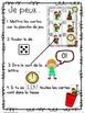 EEK - La veille de Noël - pratiquer les noms des lettres et les mots fréquents