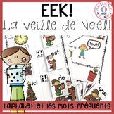 EEK - La veille de Noël - pratiquer les noms des lettres e