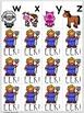 EEK - Le fermier! Un jeu qui travaille les noms des lettres & les mots fréquents