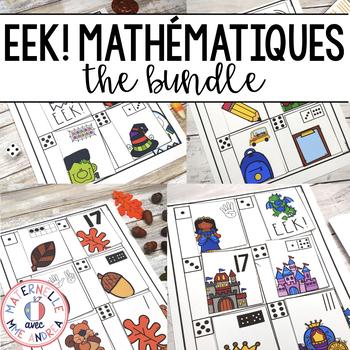 EEK! Mathématiques - The BUNDLE