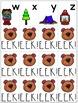 EEK - Ours! Un jeu qui travaille les noms des lettres & les mots fréquents