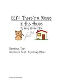 EEK! There's a Mouse in the House Common Core Unit
