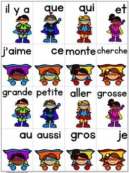 EEK - Vilain! Un jeu qui travaille les noms des lettres/les mots fréquents