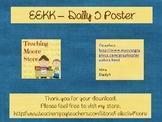 EEKK Poster - Camping - Daily 5