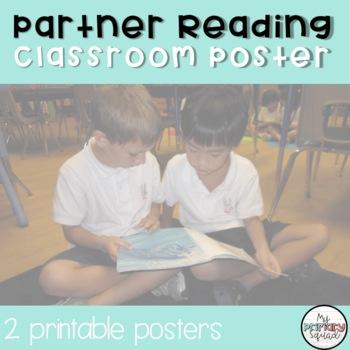 EEKK Reading Poster