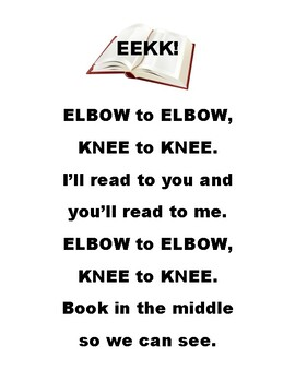 EEKK! during Partner Read