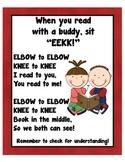 EEKK reading buddy poster