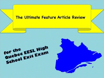 EESL Feature Article Review