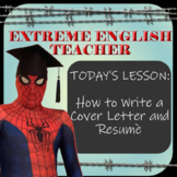 EET - Writing the Cover Letter and Resume