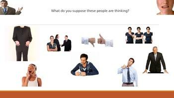 ESL/EFL Discussion:  Body Language