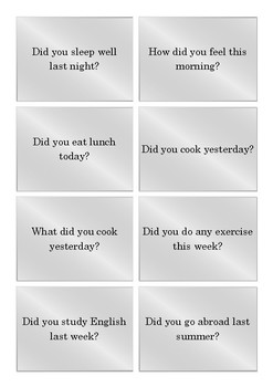 224 EFL Discussion flashcards: If, Have, Did, Will, Do, Which