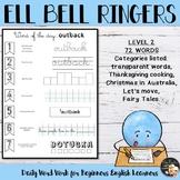 English Bell Ringers 2 - EFL Worksheets