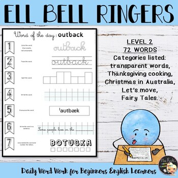 English Bell Ringers Level 2