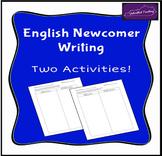 English Newcomer Writing